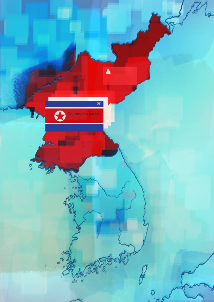 digital censorship north korea
