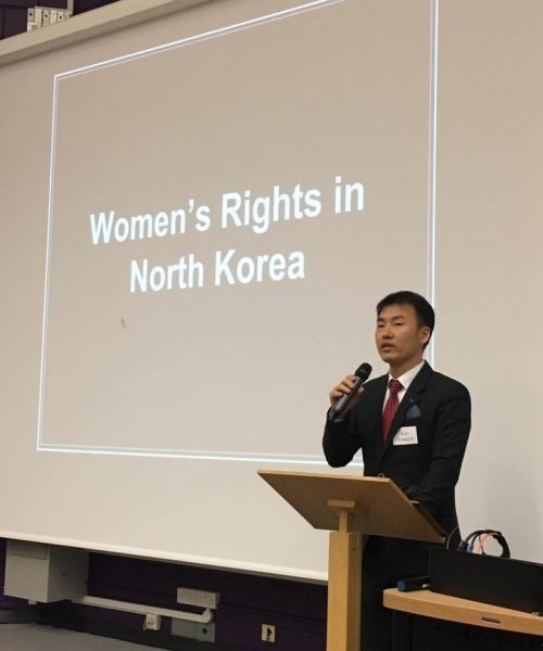 Women's right in NK